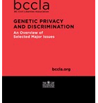 Genetic Privacy BCCLA Report