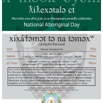 Musqueam Aboriginal Day Invite 2013 - Final