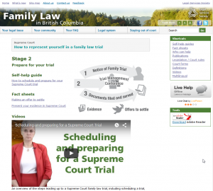 British Columbia Family Law Blog - Vancouver Family Lawyer