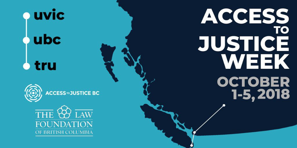 Clicklaw blog stay informed with whats newlegal info events and bcs inaugural access to justice week will take place from october 1 5 2018 with events in vancouver kamloops and victoria the initiative is being led solutioingenieria Image collections