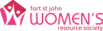 fort st john women's resource society's logo