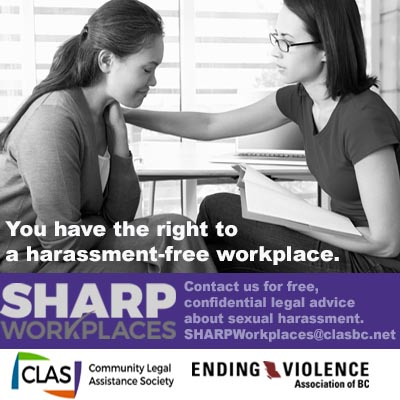 SHARP Workplaces Poster