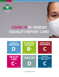 A screenshot of the cover of the Report Card